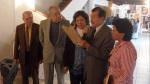Reconocen a Enrique Vega y a Meza de la Peña