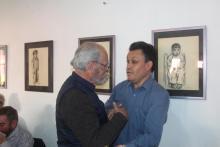 JLA y Adolfo Pérez Guardado